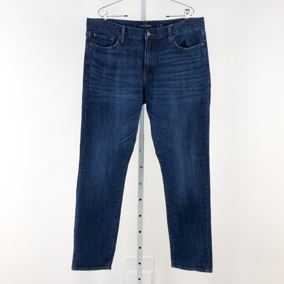 Lucky Brand Other - Lucky Brand Denim Straight Leg Jeans 38/32